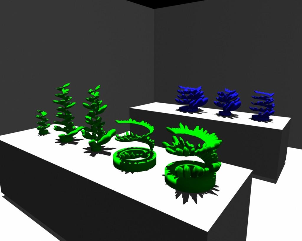 Spirals gallery render 3