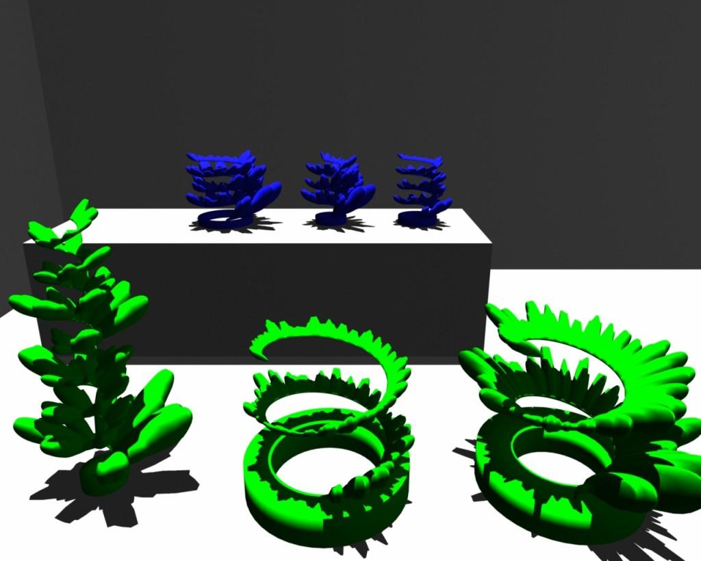 Spirals gallery render 1